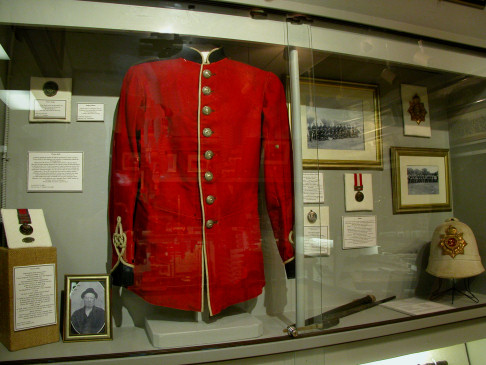Military Heritage Room - partial view