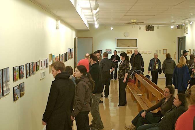 Jess Ford Art Show 2009