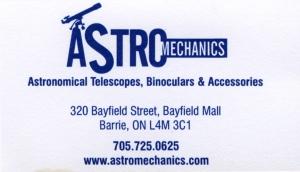 astromechanics