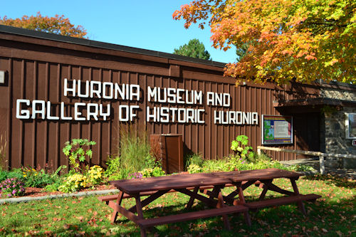 Image result for huronia museum