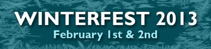 winterfest 2013 banner