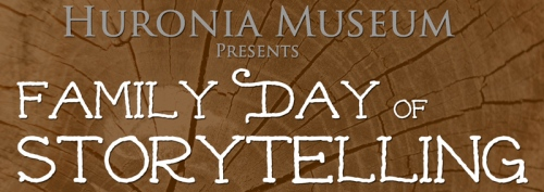 family day storytelling 2013 banner