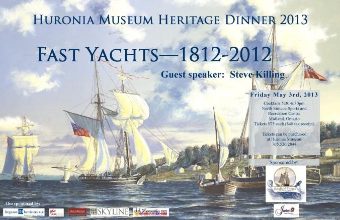 Heritage Dinner 2013