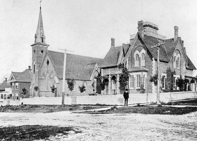 St. Margaret's Roman Catholic Church (Left)
