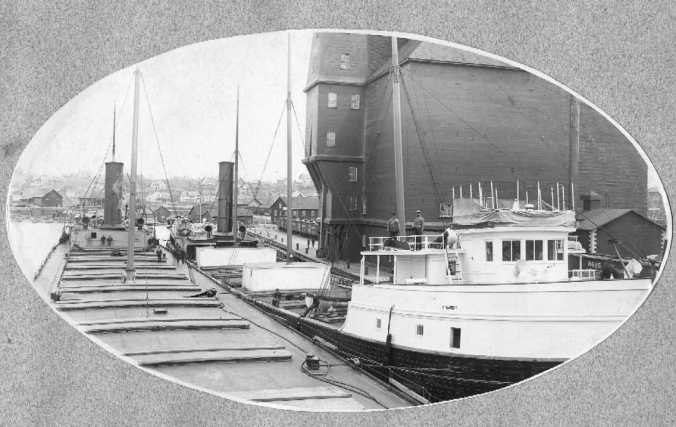 1947 0270 0003 Ships at Midland 1st Elevator