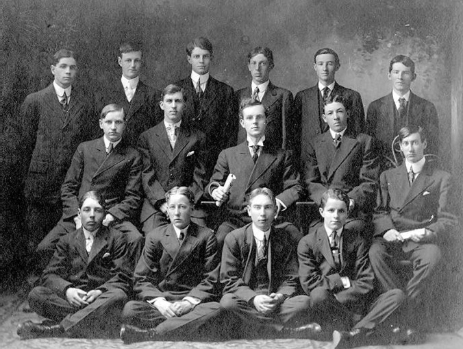 1947 0316 0002 - YMCA group