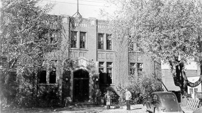 ymca- 1940