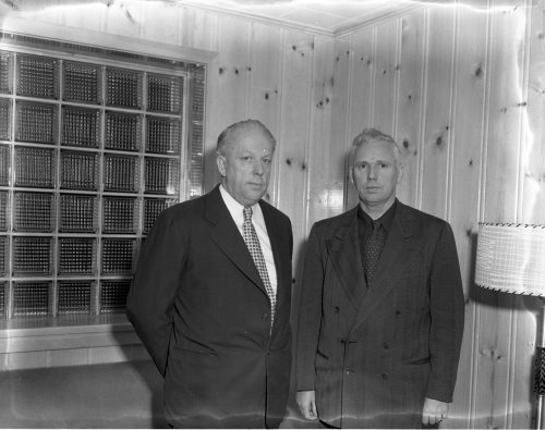 Keith and Karl Bertrand