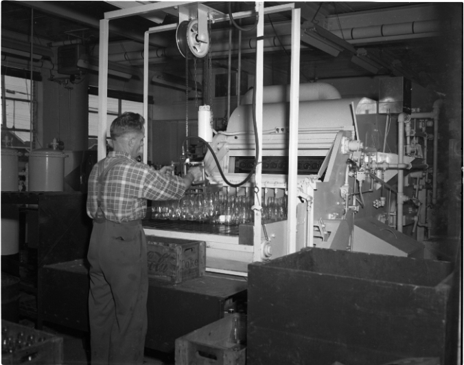 1994 0132 0032 Coke Plant