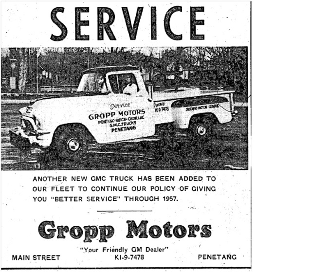 gropp-motors-new-truck-1957