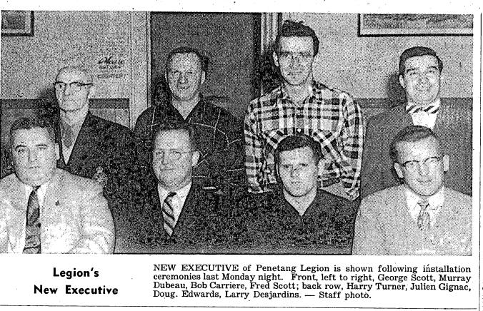 penetang-legion-executive-1957
