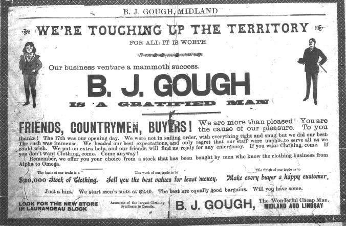 Gough Ad