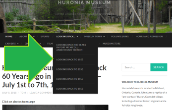 Huronia museum looking back page.png